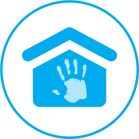 aba home-based therapy icon