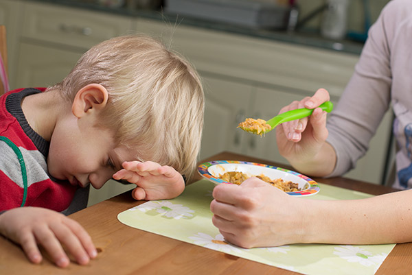 food selectivity