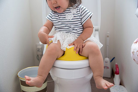 Is potty training your #1 (and #2) priority? Heres what